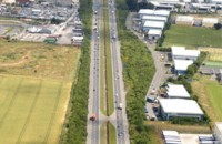 Motorway Aerial Photography