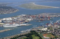 Port Aerial Photography